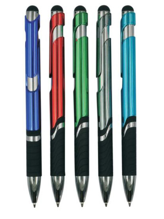 Promotional Gift Stylus Touch Screen Ball Pen with Logo