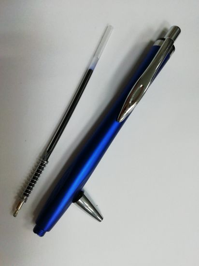 PP5472A Hot Selling High Quality School Supply Ball Pen for Promotion