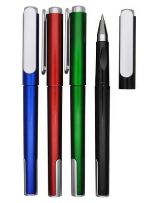 Writing Instrument Gel Ink Ball Pen with Logo Imprinting for Promotional Gift