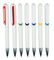 Promotional Gift Plastic Ball Pen with Logo for Writing Instrument