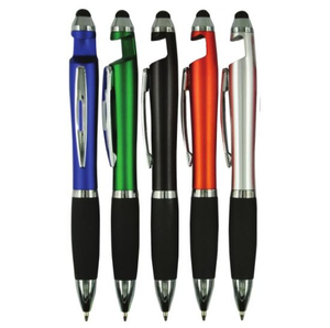 Stylus Phone Holder Touch Screen Ball Pen with Logo