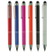 Popular Design Hot Selling Metal Stylus Ball Pen with Customized Logo