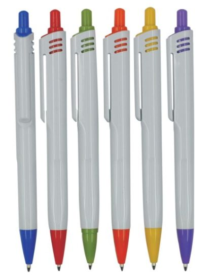 PP86073 Stationery School Supply Ball Point Pen with Logo Printing