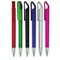 Plastic Ball Pen with Customized Logo for Business Supply