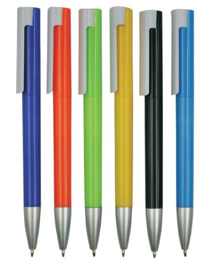 PP2385 Office Supply Twist Ballpoint Pen
