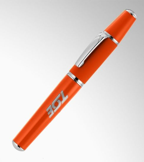 MP3079 School Supply Gift High End Metal Ball Pen with Cap